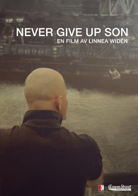 Never give up son