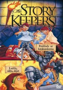 The Story Keepers – Räddade ur Katakomberna