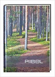Estnisk bibel, hårdpärm 185x125x30 mm