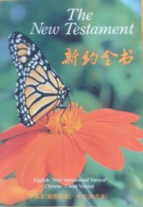 NT, kinesiska/engelska, pocket 180x130x10 mm