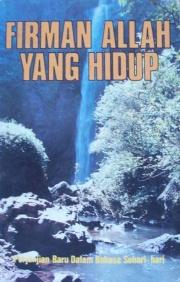 FIRMAN ALLAH YANG HIDUP, bahasa Malaysia; Indonesian