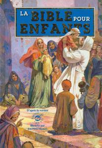 Bibel, (FRA), La Bible pour enfants, inbunden, hård band,