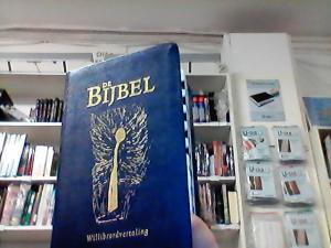 Bibel med index, Bijbel, Katolsk-Hollendska Bibeln, svart, A5, inbunden, konstskinn, guldsnitt,