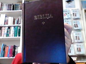Bibel, Litauiska , brun mellanformat, hårdband