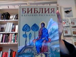BIBEL RYS. STOR, INBUNDEN, BRONZ