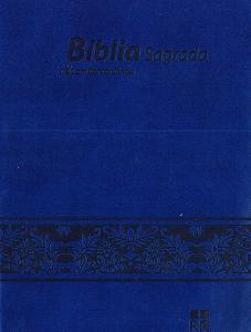 Bibel mörkblå, inb 200x150x30