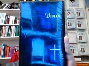 Bibel, svart, MEDIUM, inb.