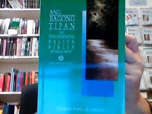 NT Tagalog, grön, mellanstor, pappersbak mjuk band