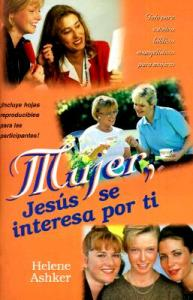 Mujer Jesus se interesa por ti
