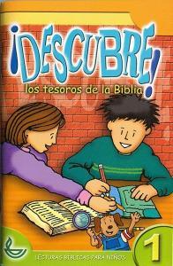 Descubre tesoros de la Biblia