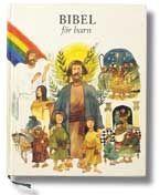 Bibel för barn, inbunden 237x192x18mm