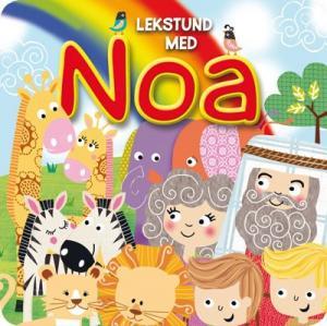 Lekstund med Noa, bok med luckor