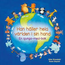 Han håller hela världen i sin hand, En sjunga-med.bok