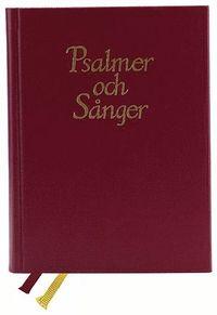 Psalmer och sånger, melodiupplaga