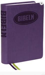 Bibel 2000 - konfabibel, mjukband, lila