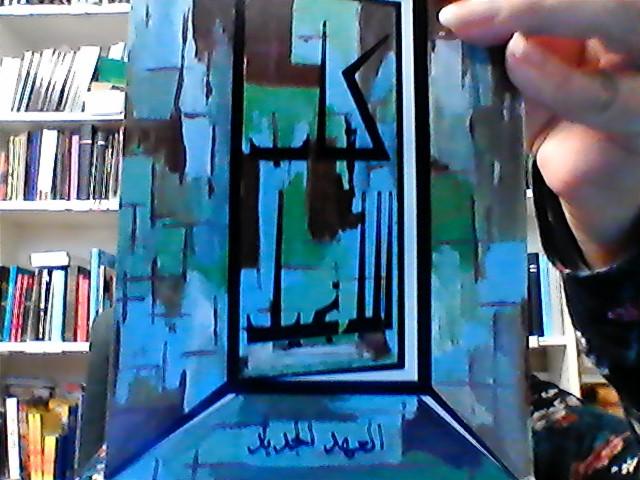 Nya Testamentet, arabiska, slimline -  mjukband, pocket, 178x123x18mm