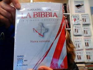 LA BIBLIA ITA. - BIANCA PALABRA DEL SIGNORE MJUKBAND