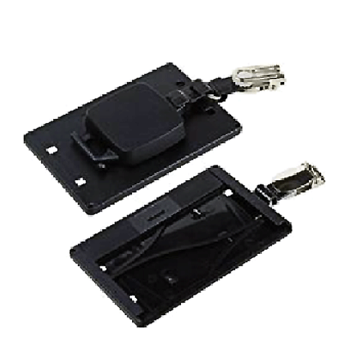 Cardcase Strip och Yoyo vänster