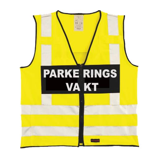 Reflexväst Parkeringsvakt