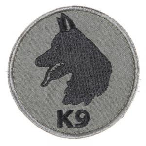 Hundmärke m kardborreband-12