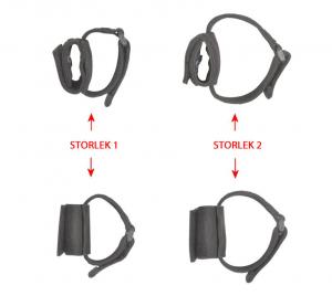 COP Handskhållare Vertikal/Horisental
