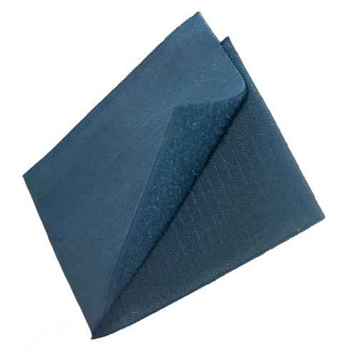 Kardborreband OV-blå
