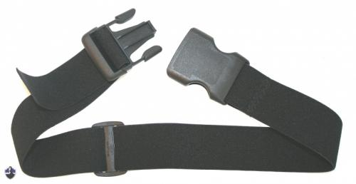 Leg Strap svart