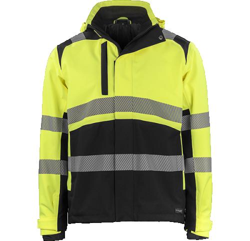 Hi-Vis Functional Shell Jacket, FJ88
