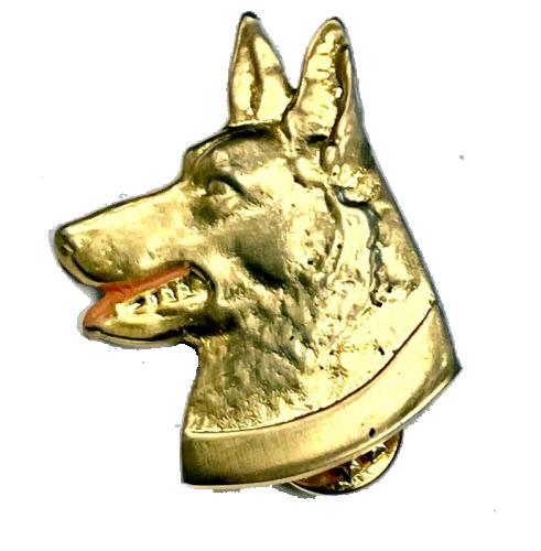 Utbildningsmärke Hundförare