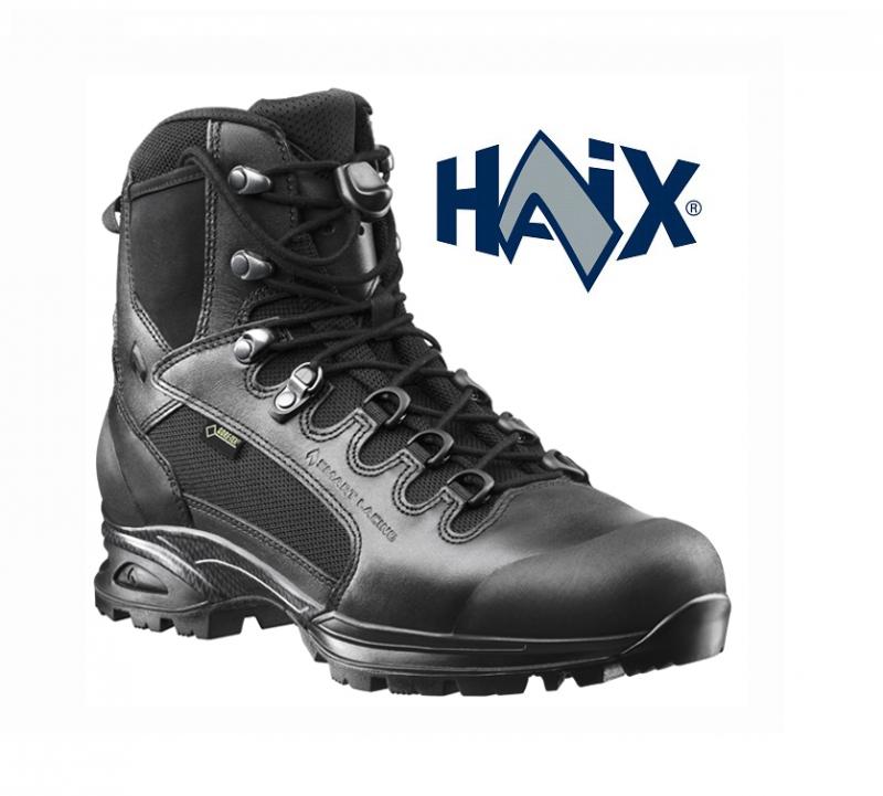 Haix Scout Black