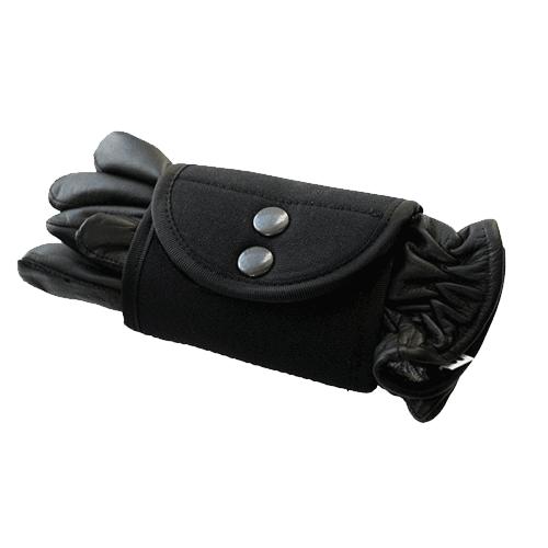 Liggande Handskhållare