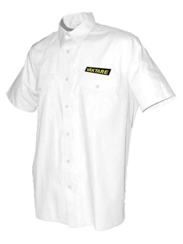Uniformsskjorta KÄ, Vit
