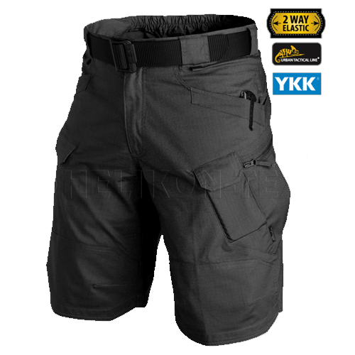 UTL Shorts, Svart