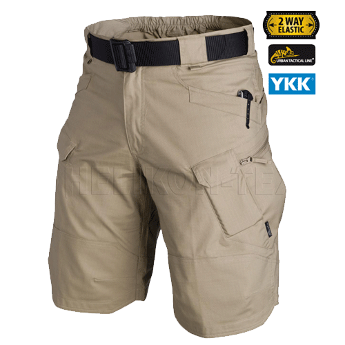 UTL Shorts, Kakhi