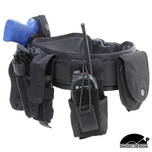Utrustningsbälte Polis -09