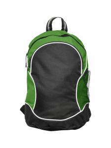 Light Backpack black green