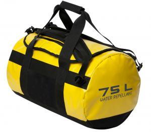 2 in 1 bag 75 liter yellow
