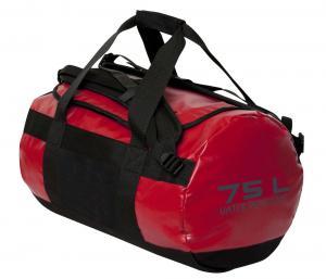 2 in 1 bag 75 liter red