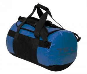 2 in 1 bag 75 liter blue