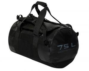 2 in 1 bag 75 liter black