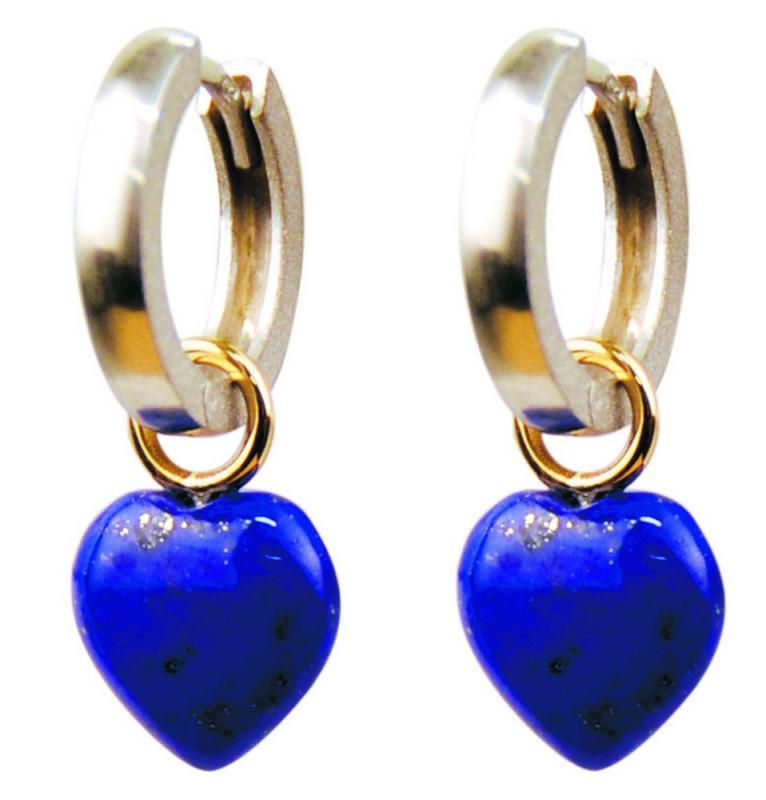Hjärtan av Lapis Lazuli