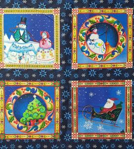 Quilters Christmas 200 kr/m Betälls i 30, 60, 90 cm etc