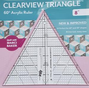 """Liksidig triangel 8"""" hög"""