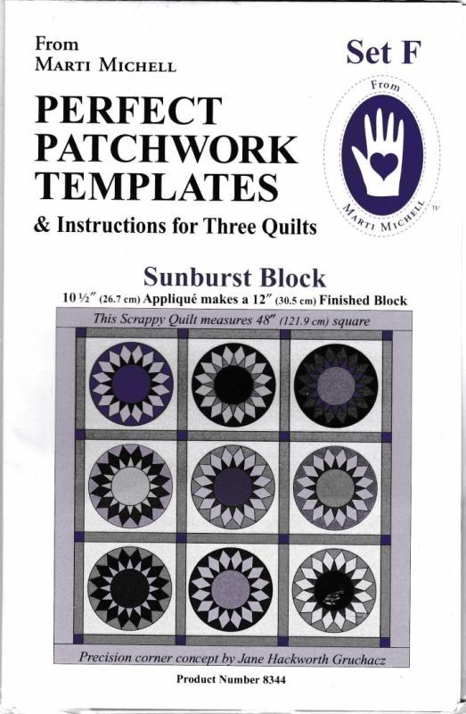 Sunburst Block