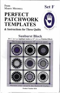 Sunburst Block