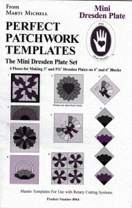 The Mini Dresden Plate Set