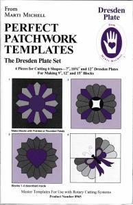 The Dresden Plate Set
