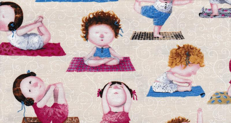 Yoga Baby 190 kr/m