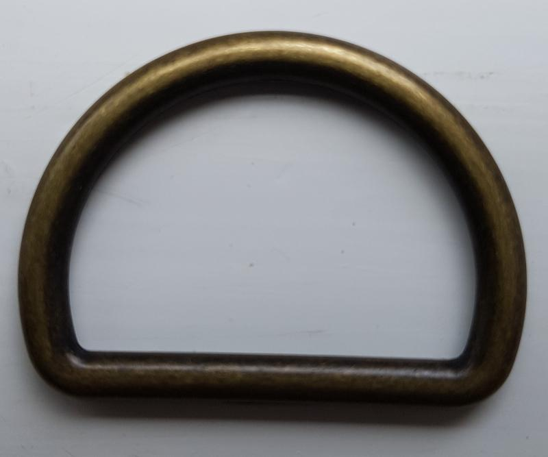 D-ring, brons