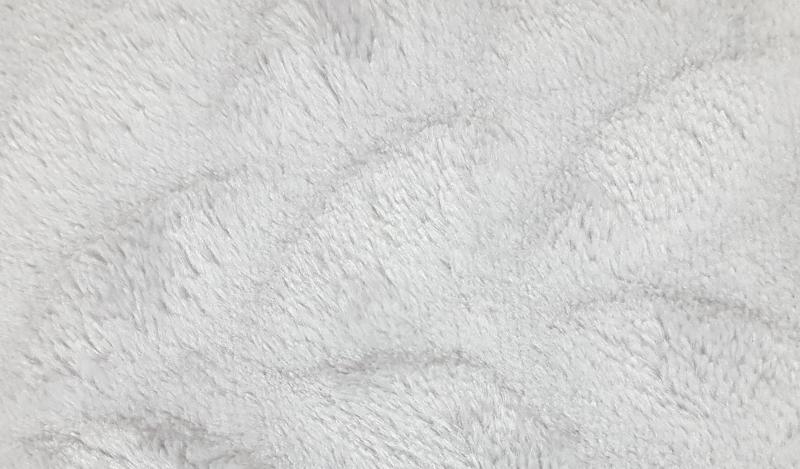 Grey Fleece 160 cm bred,  235 kr/m